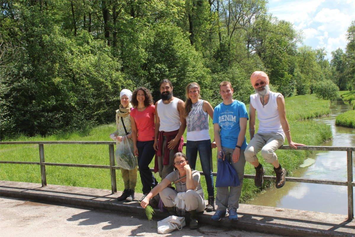 Wildkräuterwanderung im Auwald